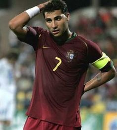 Quaresma, player Portugal