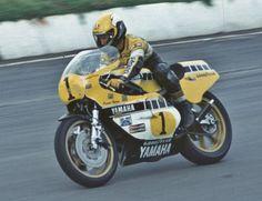 Un pilote de légende : Kenny Roberts... King Kenny....