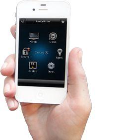 Home Automation and Smart Home Control   Control4 - via Dallas Home Automation Headquarters Starlight AV www.starlightav.com