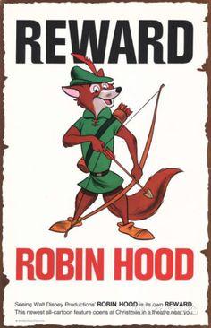 Robin Hood Masterprint at AllPosters.com