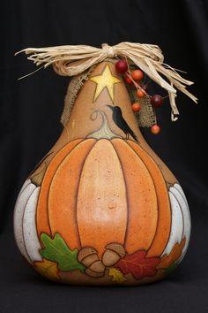 Fall Harvest gourd
