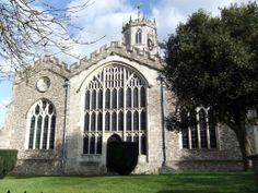 Colyton Church - photographer: Robert Bovington http://bovingtonbitsandblogs.blogspot.com.es/ #England #Devon