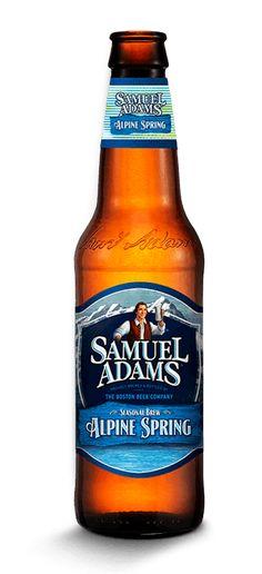 Samuel Adams® - Alpine Spring - Seasonal Craft Beers