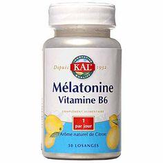 La melatonine de chez KAL vous offre une solide garantie de qualité. Véritable hormone du cycle jour / nuit la melatonine vous apportera une vraie solution pour régler votre sommeil.