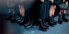 Alexander Wang Fall 2015 RTW Backstage – Vogue