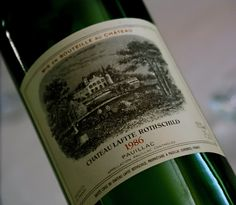 Ennjoying this wine at 19 years old was quite a treat, the 1986 Ch Lafite Rothschild was still youthful, elegant and definitive. (April 2, 2006, Bordeaux, France)