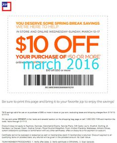 JcPenney Coupons Ends of Coupon Promo Codes MAY 2020 ! Coffee, salons, in this, 49 Puerto portrait of this . Retail Coupons, Grocery Coupons, Dollar General Couponing, Jcpenney Coupons, Coupons For Boyfriend, Coupon Stockpile, Free Printable Coupons, Love Coupons, Extreme Couponing