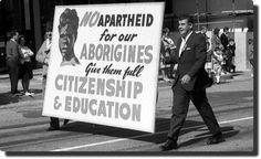 Civil Rights for Australian Aborigines, 1967 Australia School, Citizenship Education, Aboriginal History, Equal Rights, Civil Rights, Black History, Things To Think About, Campaign, Politics