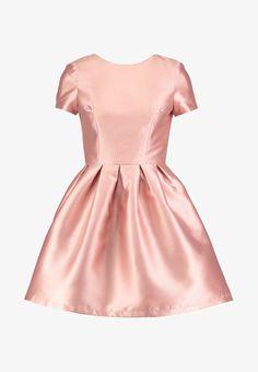 Chi Chi London ROCA - Koktejlové šaty   šaty na párty - rose gold - Zalando 0df76586713