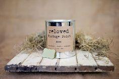 Vintage Chalk Paint~Moss