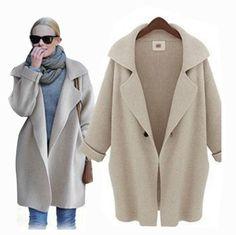 7898e6d7e6 Autumn Winter Plus Size Clothing Women Cardigan Sweaters Fashion 2015  Korean Knitting Long Crochet Sweaters