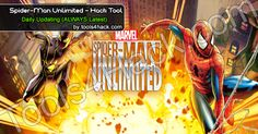 Spider-Man Unlimited Hack v4.2 SEPTEMBER 2014 LATEST will generate ENERGY, HEALTH, SPIDER POINTS and unlock ALL SUITS and SKINS! Spider-Man Unlimited Hack http://tools4hack.com/spider-man-unlimited-hack-september-2014/