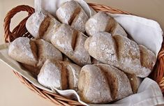Bread Recipes, Baking Recipes, Cake Recipes, Austrian Recipes, Austrian Food, Czech Recipes, Pan Bread, Bread Rolls, Croissant
