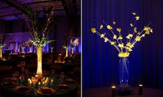 Image result for light centerpiece