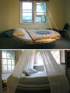 How To Make A Floating Bed – DIY Home Project