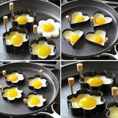 Egg shapes