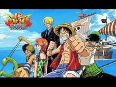 One Piece 航海王激战 android game first look gameplay español