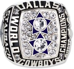 Dallas Cowboys - 5 time Superbowl Champs