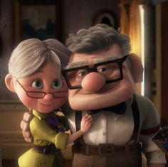 Carl And Ellie Pixar Up Quotes. Disney Movie Up, Up The Movie, Disney Pixar Up, Disney Cartoons, Disney Love, Up Pixar, Cute Disney Wallpaper, Cute Cartoon Wallpapers, Abuelo Up