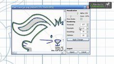 Make the Cut Software: Pixel Trace (Autotrace) Features