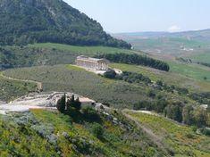 Tempio di Segesta, Calatafimi.