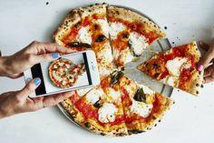 Pepperoni, Vegetable Pizza, Roast, Dinner, Vegetables, Iphone, Food, Bon Appetit, Dining