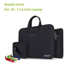 Cartinoe Notebook Laptop Sleeve Briefcase Inner Bag for 10.0  -  11.6 inch MacBook Air Lenovo Dell HP Asus Samsung Breath Series Price: USD 18.77 | United States