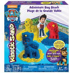 Kinetic Sand - Paw Patrol Adventure Bay Beach Playset - Products - Paw Patrol