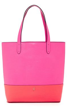 I love this bright tote!