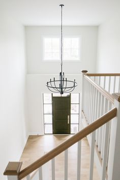 Foyer Chandelier Foyer Chandelier Foyer Chandelier Foyer Chandelier Foyer Chandelier Foyer Chandelier #Foyer #Chandelier Door Paint Colors, Kitchen Paint Colors, Restoration Hardware Vanity, Bathroom Colors Gray, Painted Staircases, Garage Lighting, Interior Painting, Fireplace Wall, Modern Farmhouse Kitchens