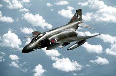 RAF F4 Phantom (1970s/80s)