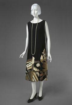 Evening DressNatalia Goncharova, 1925The Philadelphia Museum of...