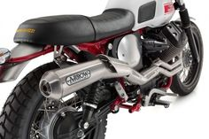 Nouveauté 2016 : Moto Guzzi V7 II Stornello