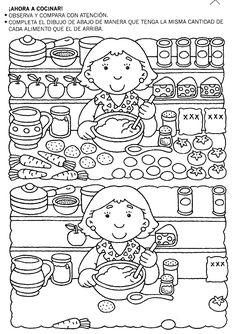 Album Archive - 456 numero mania del 1 al 30 Classroom Games, Math Games, Hidden Pictures, Tracing Worksheets, Mandala Coloring Pages, Album, Preschool Activities, Comic Strips, Archive