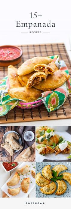 16 Irresistible Empanada Recipes You Should Try Making at Home