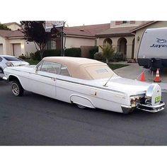 62 Chevy Impala Rag Low low.....