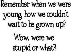 Growing up http://media-cdn2.pinterest.com/upload/144889312981915211_33esiAAv_f.jpg rrrhorses humor to brighten or ruin your day