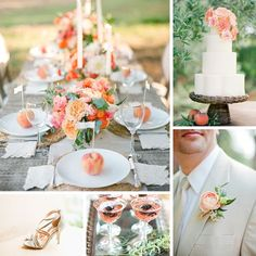 If you're dreaming of a late Summer celebration filled to the brim with romance, then I have the perfect palette for you today! Delicate, fresh and oh so pretty it mixes soft shades of peach with the palest of greens and a light linen, to create a look that is timeless and impeccably chic….. Bride... READ THE REST