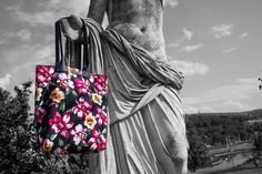 and again the EPSYLON flower bag - just awesome!