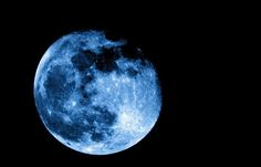 Don't miss next Friday's, August 31st, Blue moon. If you do, you'll have to wait two and a half years for the next one. #space #science #events