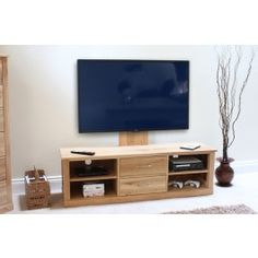 baumhaus mobel oak widescreen television cabinet cor09b tv size tv furniture pinterest television cabinet tv furniture and tv stands