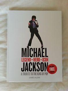 Michael Jackson Book & Poster - http://www.michael-jackson-memorabilia.co.uk/?p=8797