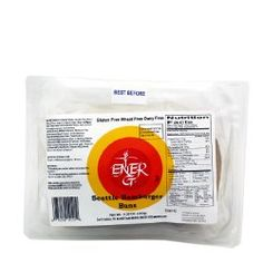 Ener-G Foods Seattle Hamburger Buns