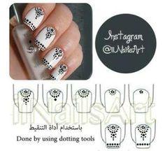 Nail Dotting Dots