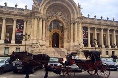 (TripAdvisor) Romantic Trips For Couples In Europe: Romantic Horse and Carriage Ride – Paris (Is there a better way to see the most iconic places in Paris than to take a ride on a romantic carriage? You'll ride alongside the Eiffel Tower, the Arc de Triomphe, and many more of Paris' iconic locations. You'll even get the full guided tour with your driver explaining the history of each location as you pass.  Bookable on TripAdvisor from £46)
