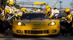 Coolest Jobs in Tech: How Data Engineers Help the Corvette C6.Rs Win Races