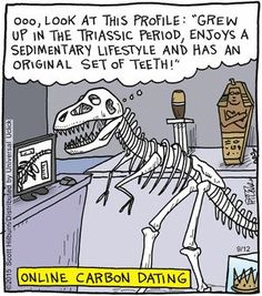 Science Puns Comic Strips - The Argyle Sweater by Scott Hilburn for September 2015 Science Cartoons, Science Puns, Funny Cartoons, Funny Memes, Hilarious, Life Science, Earth Science, Science Comics, It's Funny
