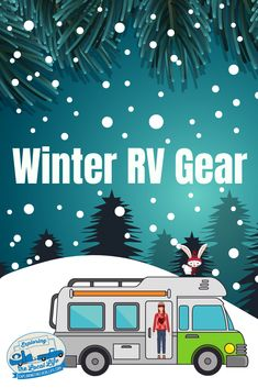 Planning to RV in the winter? Whether you RV full time or just taking the family to a winter wonderland you need some practical things to make your winter RVing a wonderful and memorable experience. Winter Camping, Family Camping, Camping Gear, Camping Hacks, Backpacking Meals, Rv Hacks, Camping Supplies, Camping Hammock, Ultralight Backpacking