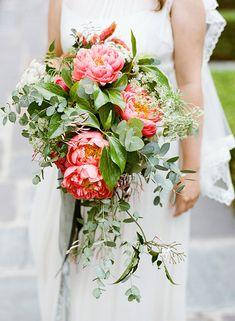 Trend 2015: große Brautsträuße | Friedatheres.com