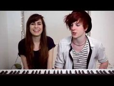 All About You - McFly Cover! - YouTube His hair is... interesting.